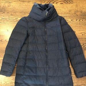 Amina Rubinacci Long Quilted Jacket
